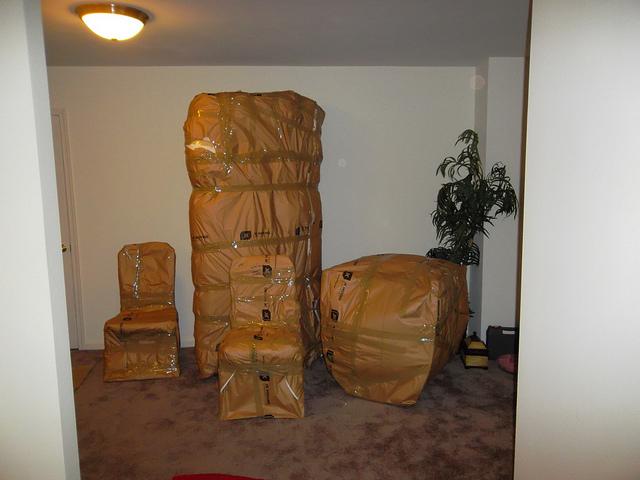 Furniutre Packing 2