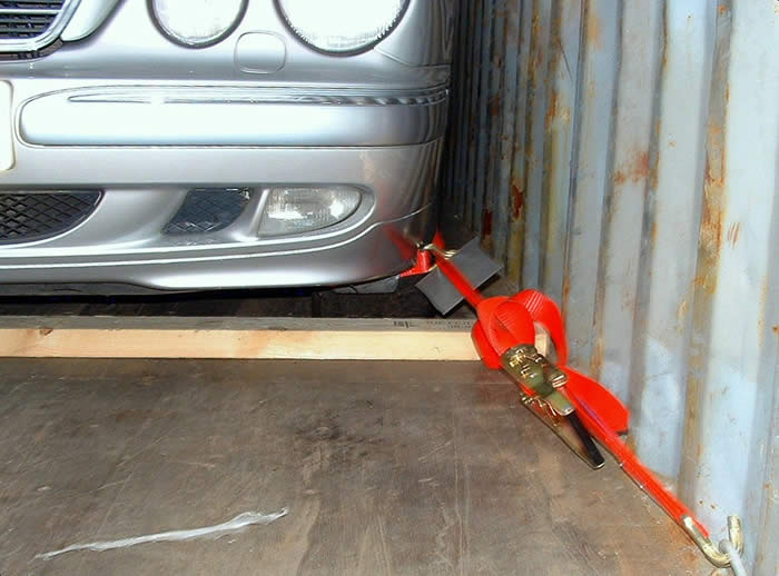Secured Vehicle 1