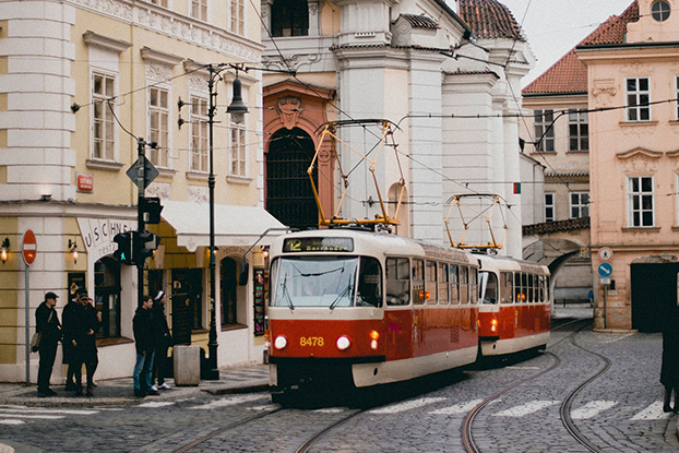 Moving to Czech Republic